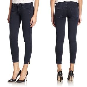MOTHER the vamp finders keepers skinny jeans 25